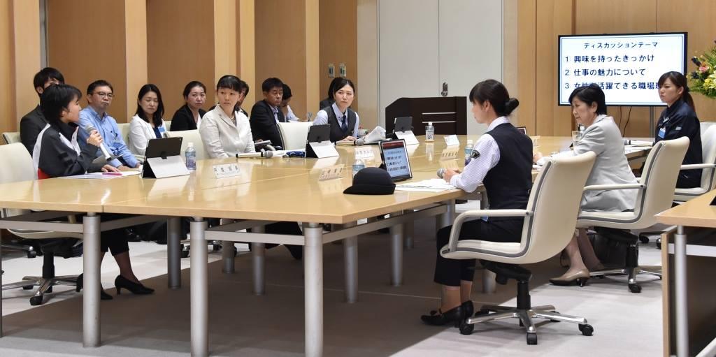 12/26 「女性が輝くTOKYO 懇話会」代表和田が小池都知事との対談出演