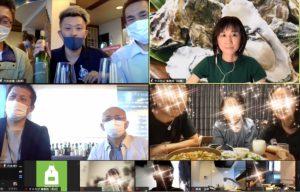 【開催レポート】大盛況!自宅で石川県穴水町の旅。牡蠣を使ってオンライン調理イベント&リアルタイムで生産者と交流「オンライン牡蠣まつり」